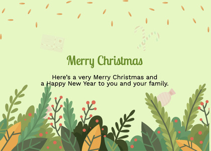 christmas card 204 paper advertisement