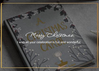christmas card 39 text birthdaycake