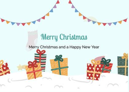 christmas card 77 gift temptag