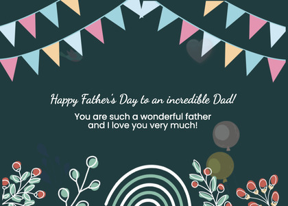 fathersday card 112 advertisement poster