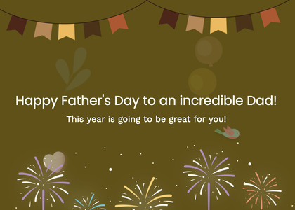 fathersday card 121 outdoors nature