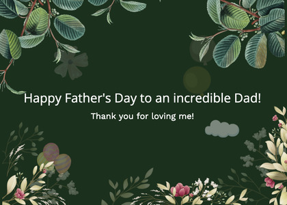 fathersday card 128 floraldesign graphics