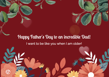 fathersday card 130 envelope graphics