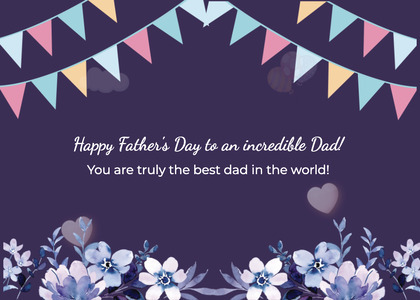 fathersday card 132 envelope mail