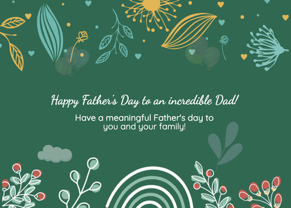 fathersday card 139 envelope mail