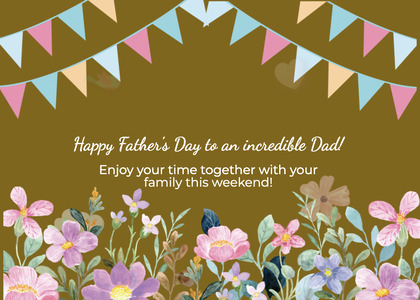 fathersday card 150 advertisement poster