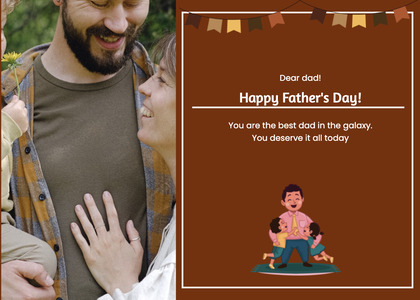 fathersday card 168 person human