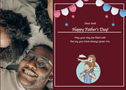 fathersday card 170 person human