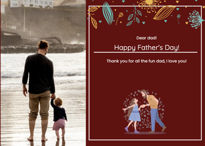 fathersday card 171 person human