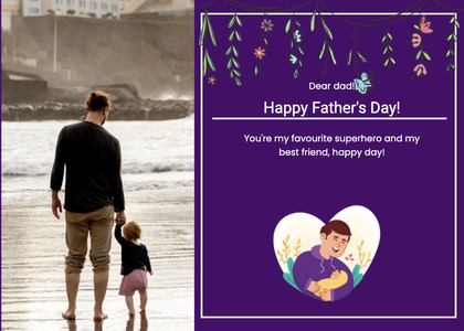fathersday card 183 person people