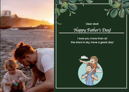 fathersday card 184 person human
