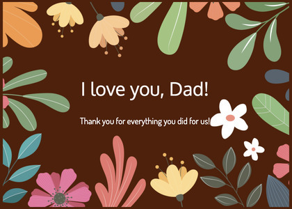 fathersday card 19 plant label