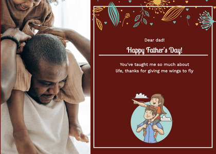 fathersday card 191 person human