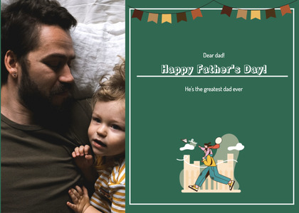 fathersday card 193 person human