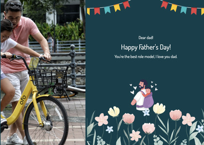 fathersday card 196 person human