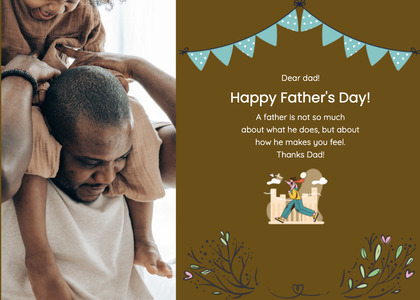 fathersday card 197 person human