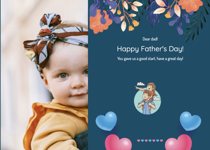 fathersday card 202 person envelope