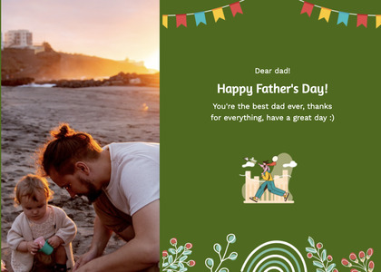 fathersday card 205 person human