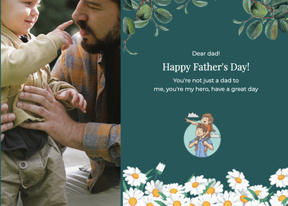 fathersday card 209 person human