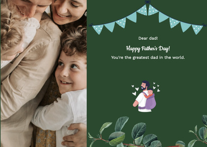 fathersday card 219 person advertisement