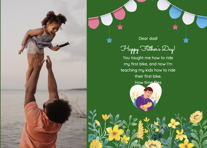 fathersday card 228 person human