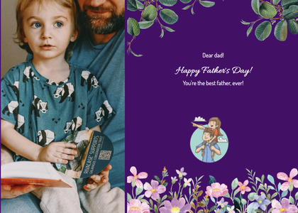 fathersday card 229 person human