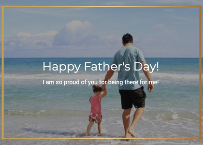 fathersday card 241 person human
