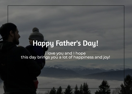 fathersday card 247 person human