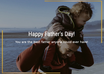 fathersday card 255 person human