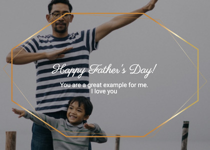 fathersday card 260 person human