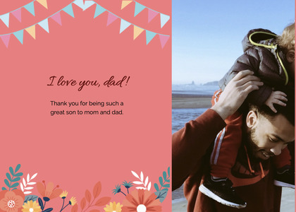 fathersday card 269 person human