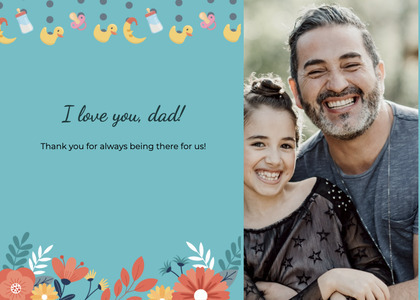 fathersday card 280 person human