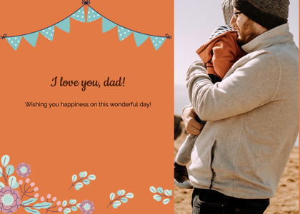 fathersday card 285 person human