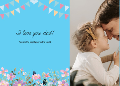 fathersday card 299 person human