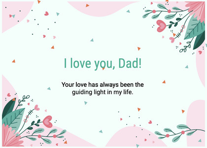 fathersday card 313 paper graphics