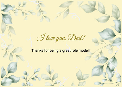 fathersday card 320 floraldesign graphics