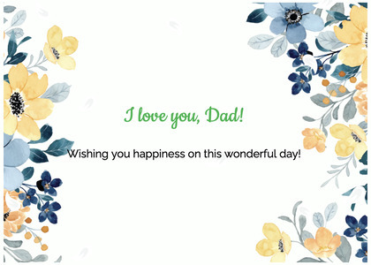 fathersday card 323 floraldesign graphics
