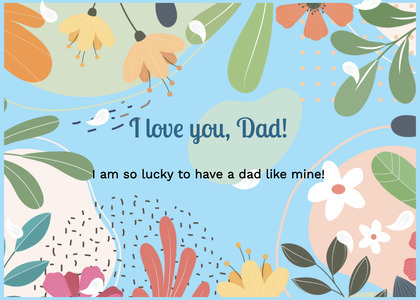 fathersday card 326 art graphics