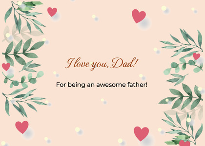 fathersday card 329 floraldesign graphics