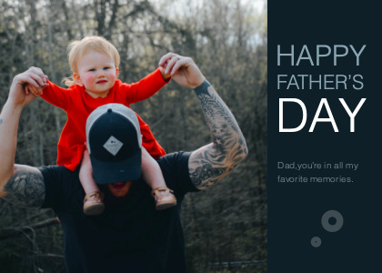 fathersday card 4 clothing person