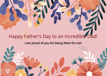 fathersday card 65 graphics art