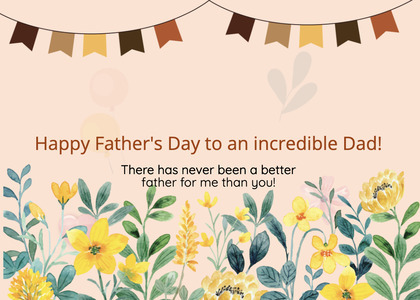fathersday card 69 floraldesign graphics