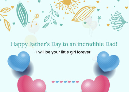 fathersday card 70 graphics art
