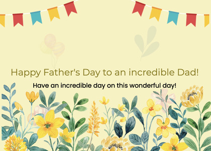 fathersday card 72 floraldesign graphics