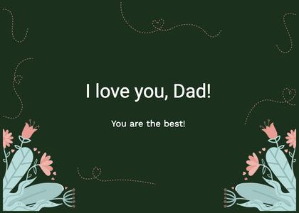 fathersday card 8 teacher text