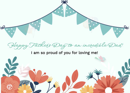 fathersday card 93 floraldesign graphics