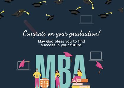 graduate card 54 poster advertisement