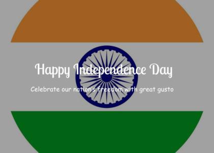 independenceday card 43 text symbol