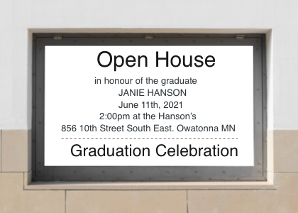 openhouse card 6 text screen