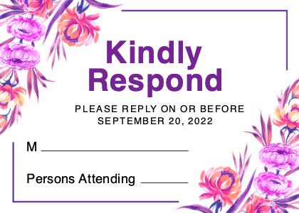 respond card 3 graphics art